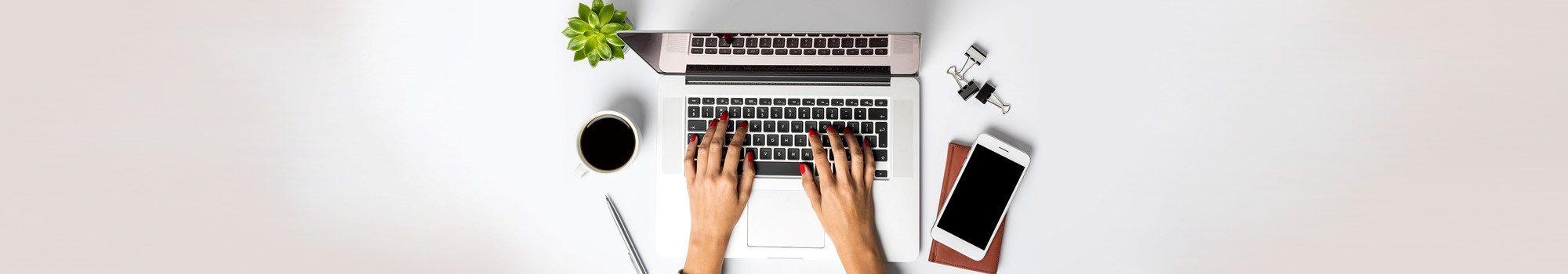 הקלדה על מחשב