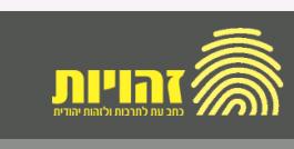 לוגו זהויות