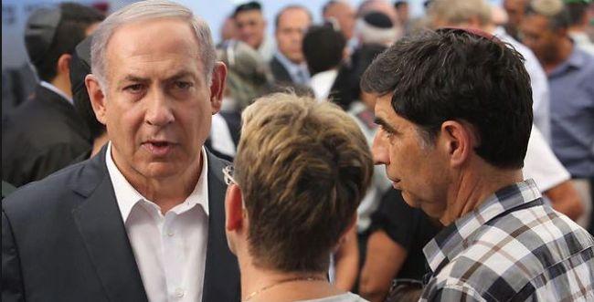 מש גולדין וראש הממשלה צילום של ניר יוחנן